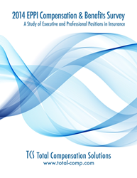 2014 Executive and Professional Positions in Insurance Survey Cover