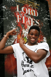 Aston Joshua, a Dance graduate from Havering College of Further and Higher Education, has landed a dream role in Matthew Bourne's Lord of the Flies production at Sadler's Wells