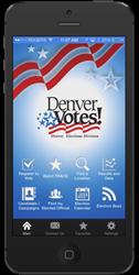 DenverVotes Mobile App