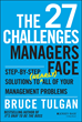 Bruce Tulgan Outlines 27 Biggest Challenges and Provides Expert...