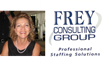 The Frey Consulting Group Reinstates Information Technology Recruiting...