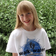 11-year-old Girl Hosts Walk to Support Unbound Families Lacking Clean...