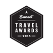 "Sunset Magazine Announces the First-Ever ""Sunset Travel Awards""..."