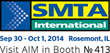 AIM Solder to Present at Three Technical Sessions at SMTA...