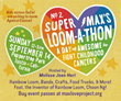 Melissa Joan Hart To Host LOOM-A-THON Event To Raise Money And Awareness For MAXLOVE PROJECT During National Childhood Cancer Awareness Month
