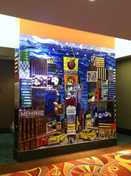 Mosaic Art and Design Work