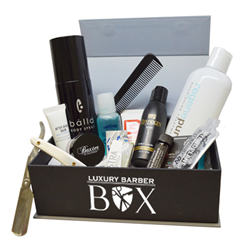 Luxury Barber Box - Monthly Subscription Box
