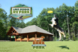 Charlie's Bark Park, Lake George RV Park's Open Invitation to the Dogs of Their Guests