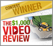 Oklahoma Resident Wins $1,000 for Lawn Edger Review