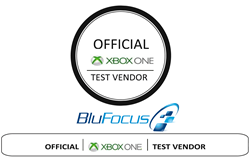 BluFocus Approved as Official Authorized Xbox Test Vendor