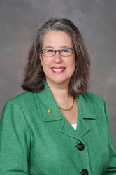 Wendy B. Libby, Ph.D., President of Stetson University