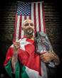 Amer Abdallah currently the #2 ranked cruiserweight in the world