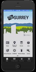 My Surrey Mobile App