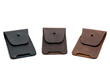 iPhone Spinn Case—three colors: black, chocolate and grizzly leather
