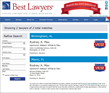 """Rodney A . Max was named Best Lawyers' Mediation """"Lawyer of the Year""""© for Birmingham, Ala., and Miami."""