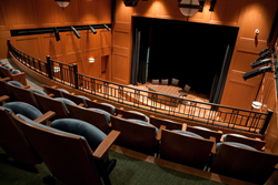 Lecture Hall, Balcony Seats