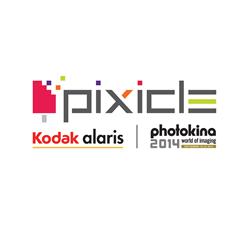 Photokina Pixicle Kodak event logo
