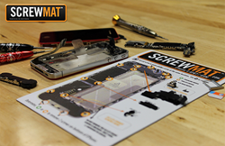 ScrewMat Tools and Guides
