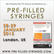 Pre-Filled Syringes-2015: latest updates from Novartis, Janssen, Novo Nordisk, Boehringer Ingelheim…
