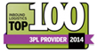 Comprehensive Logistics Co., Inc. selected as an Inbound Logistics 2014 Top 3PL provider