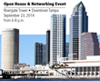 A-lign to Host Open House and Networking Event at New Downtown Tampa...