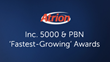 Atrion Scores Coveted Spots on Inc. 5000, PBN's 'Fastest Growing Company' Rankings