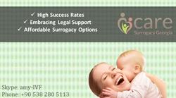 CARE Surrogacy Georgia — Tbilisi