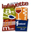 8 Reasons Why Lafayette Art & Wine Festival 2014 (Sept 20 &...