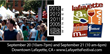 Lafayette Art & Wine Festival 2014 - Logo & Award Dates