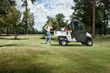 The Carryall 550 with the new limited slip differential is great for golf courses because it won't damage turf.