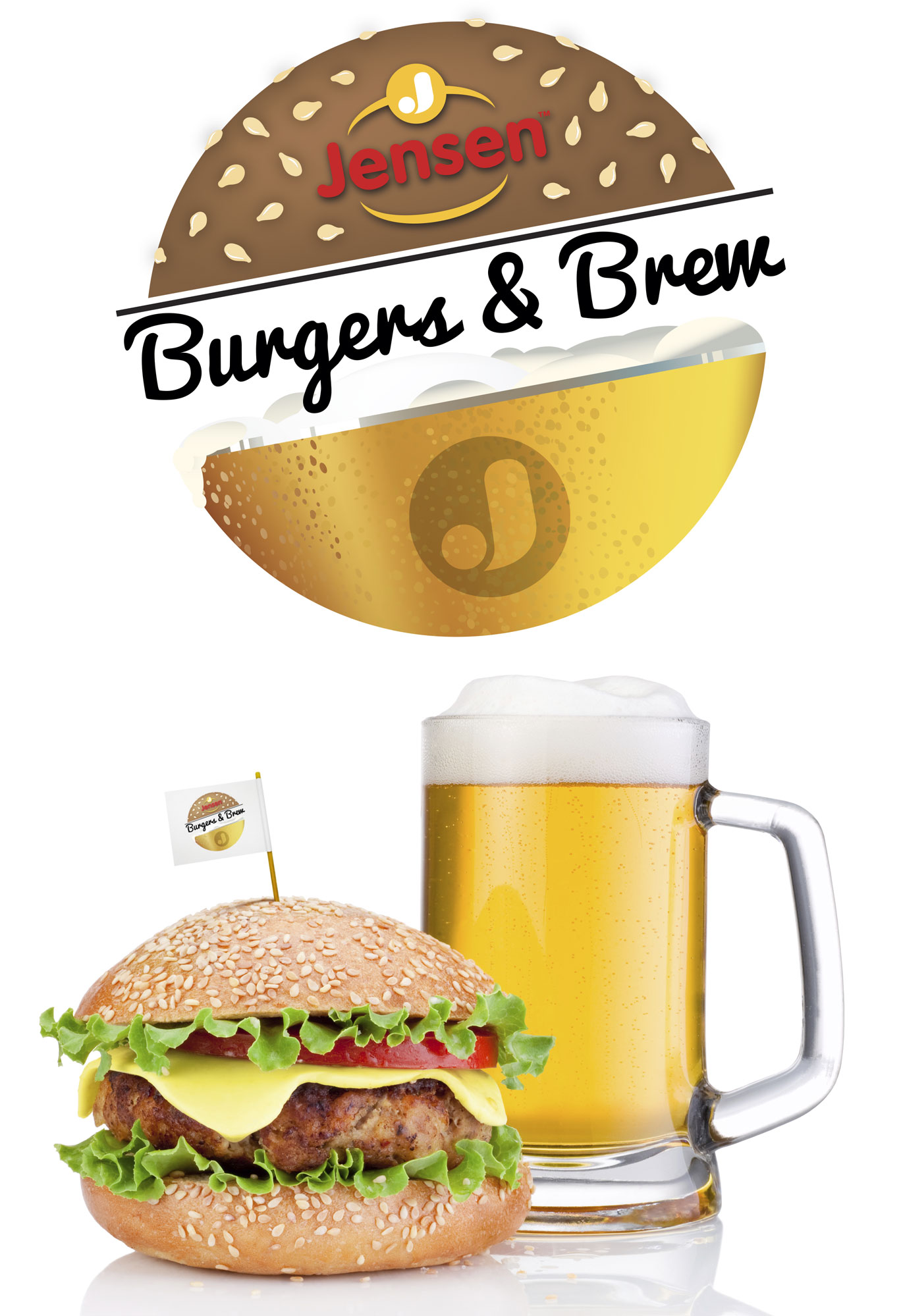 jensen meat co  sponsors a burgers and brew tour