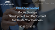 Engage Mobile Solutions Revamps its Website to Reflect Rapid Growth of Enterprise Mobility Clients