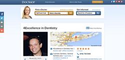 Docshop profile page