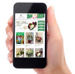 Peachtree Petals Mobile App