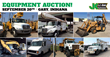 Large Public Auction, Gary, IN, September 20, 2014: Over 300 Items...