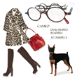 New York Fashion Week Reads in Glasses from Debspecs 2014-2015