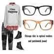 Chicago reading glasses