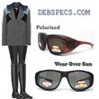 Sunglasses that fitover your prescription