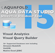 Aqua Data Studio 15 Released With New Visual Analytics and Visual Query Building Tools