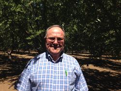 Bob Vierra - Almond Grower, Colusa, California