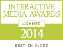 "Quorum Federal Credit Union received the Interactive Media Awards' (IMA) ""Best in Class"" award"