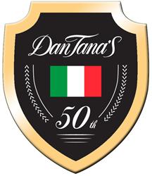 Dan Tana's 50th Anniversary Logo