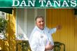 Restaurant exterior with Chef Neno Mladenovic
