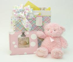 Baby Girl Gift Set Giveaway