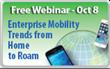 Comview Announces Enterprise Mobility Trends Webinar