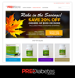 PreDiabetes Centers Unveils Redesigned Online Store Offering...
