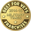 Mr. Appliance® in Top 20 of Best for Vets Franchises