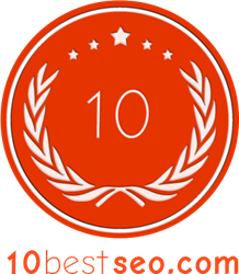 Best SEO Companies Badge