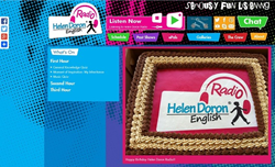 Helen Doron Radio Website