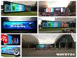 "Wavetec's ""BIG SCREEN"" at Glasgow Commonwealth Games"